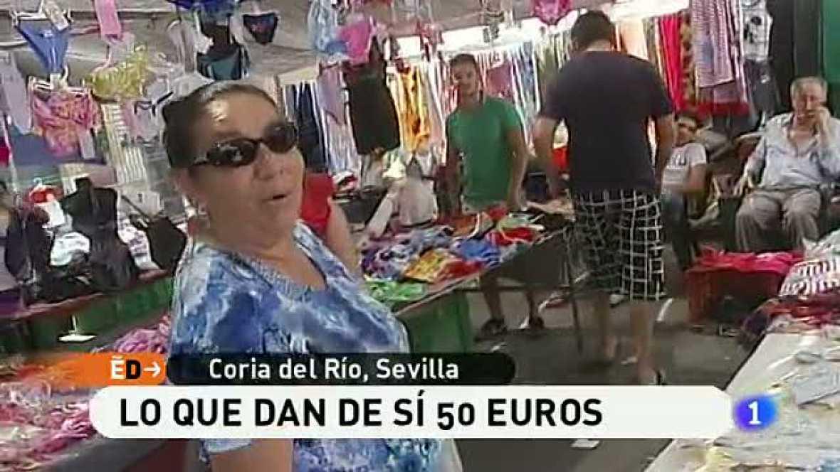 España Directo - Lo que dan de sí 50 euros