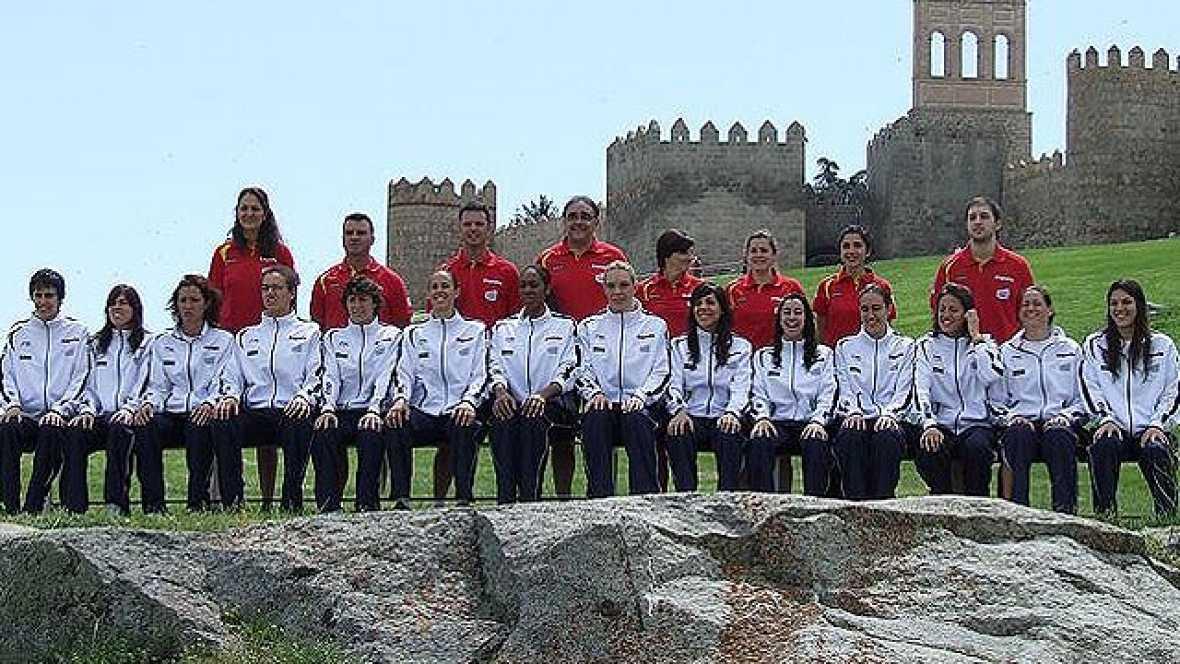 Las chicas quieren el oro del Eurobasket 2011