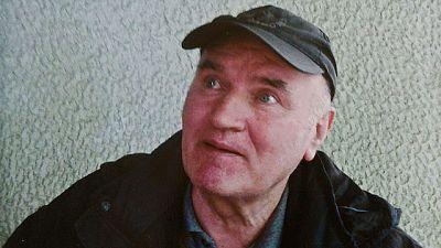 Mladic, en condiciones de ser extraditado a La Haya para ser juzgado