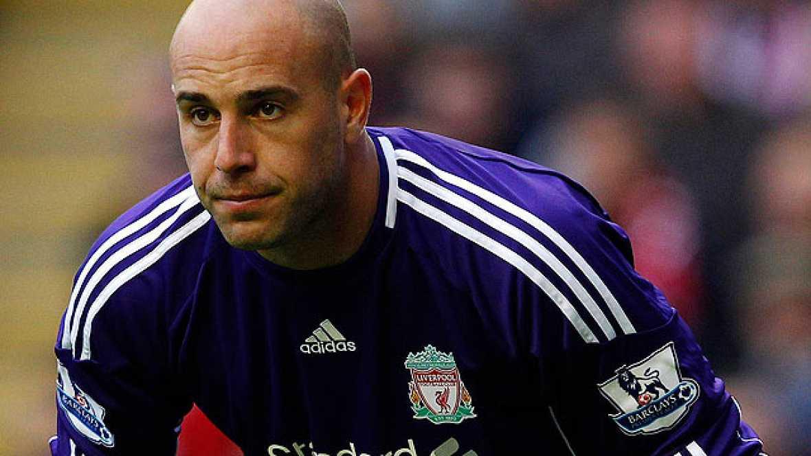 Comentará la gran final de la Champions en TVE y es uno de los grandes conocedores del fútbol inglés. Actual portero del Liverpool, Pepe Reina desmenuza las claves del rival del Barcelona en Wembley, el temido Manchester United.