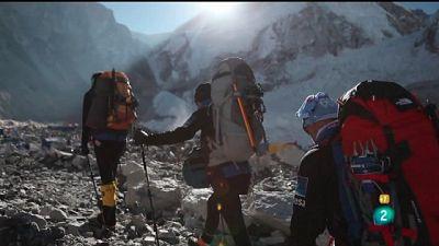 Desafío 14+1: Everest sin O2 (Edurne Pasabán) - Capítulo 7 - Ver ahora