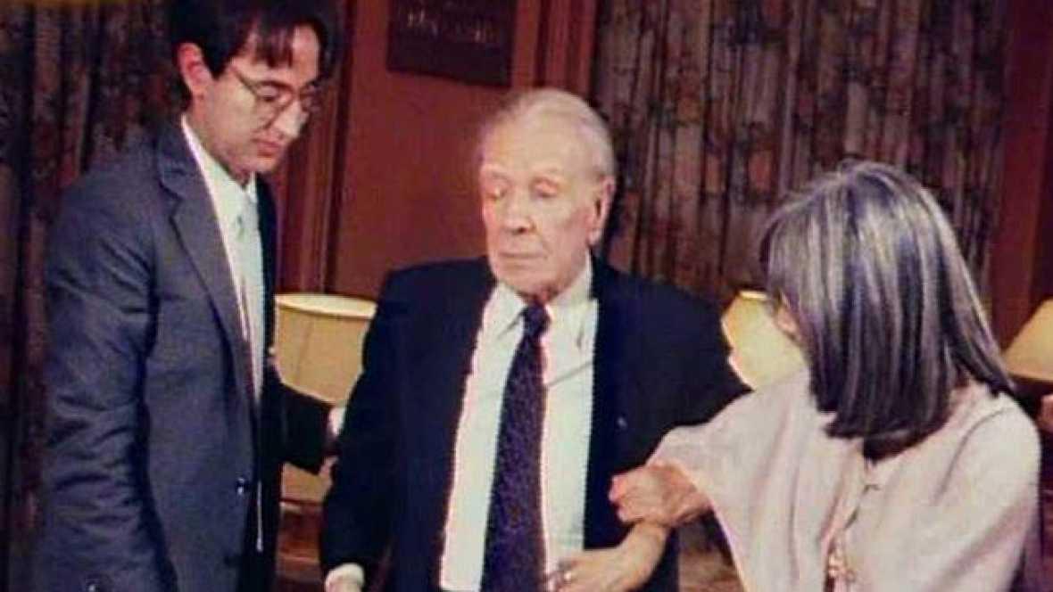 Borges en 'Tiempos modernos' (1985)