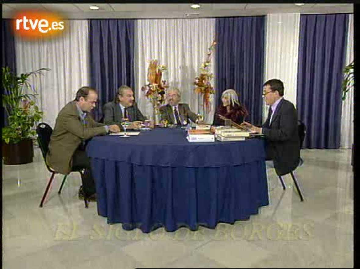 El siglo de Borges I (Negro sobre blanco)