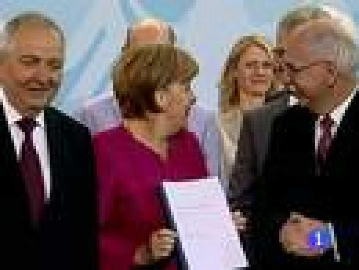 """El gobierno de Angela Merkel adelanta a 2022 el """"apagón nuclear"""""""