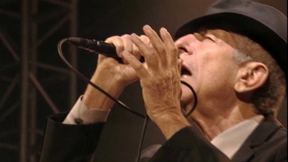 Leonard Cohen, el poeta y músico canadiense nuevo Principe de Asturias de las Letras