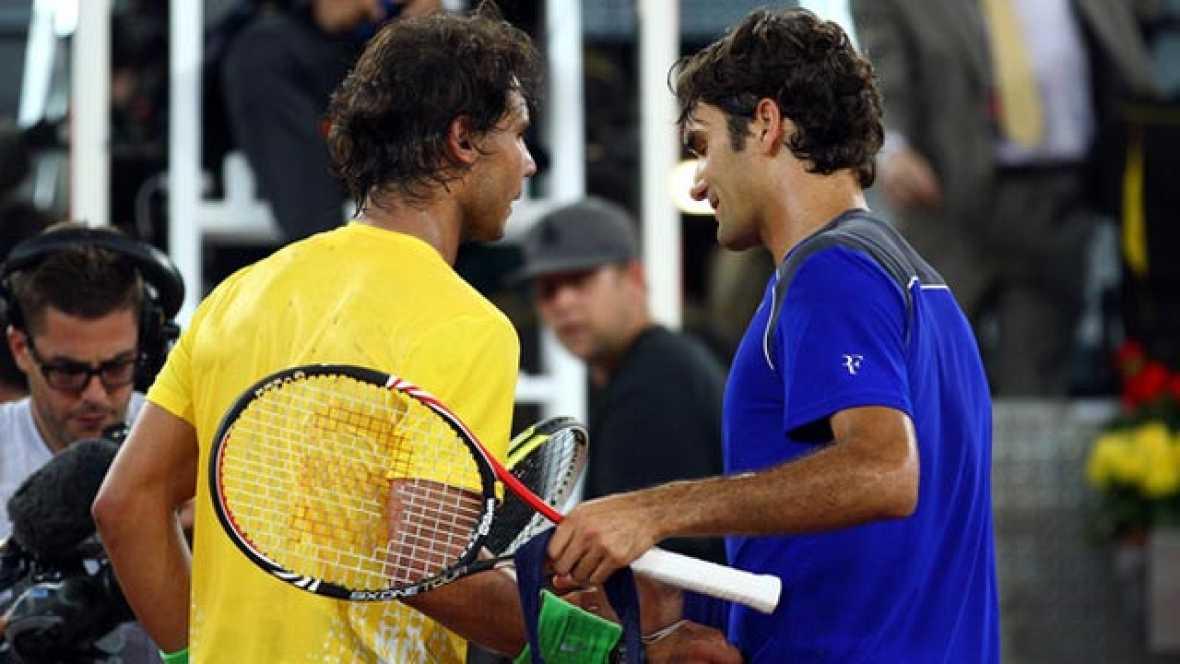 Los dos tenistas con mejor palmarés del momento se citan en la final de Roland Garros 2011, después de vencer a Murray y Djokovic, respectivamente