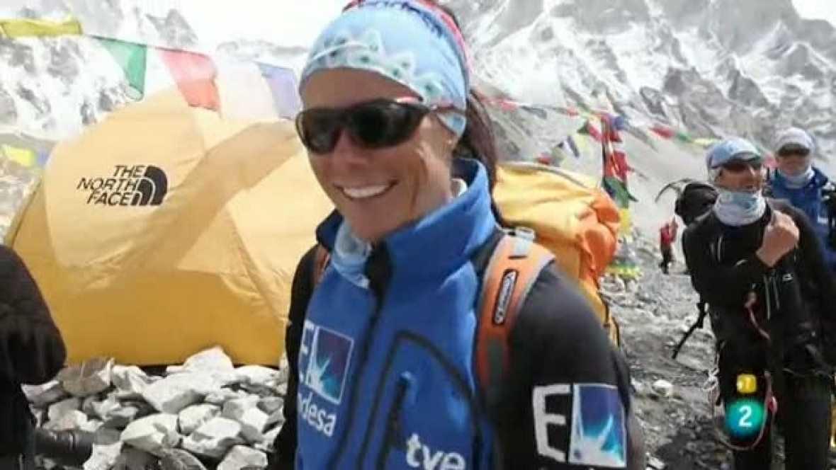 Desafío 14+1: Everest sin O2 (Edurne Pasabán) - Capítulo 8 - Ver ahora