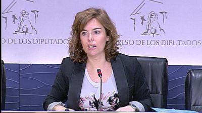 En el Congreso se ha hablado de las cuentas de las Comunidades Autónomas.
