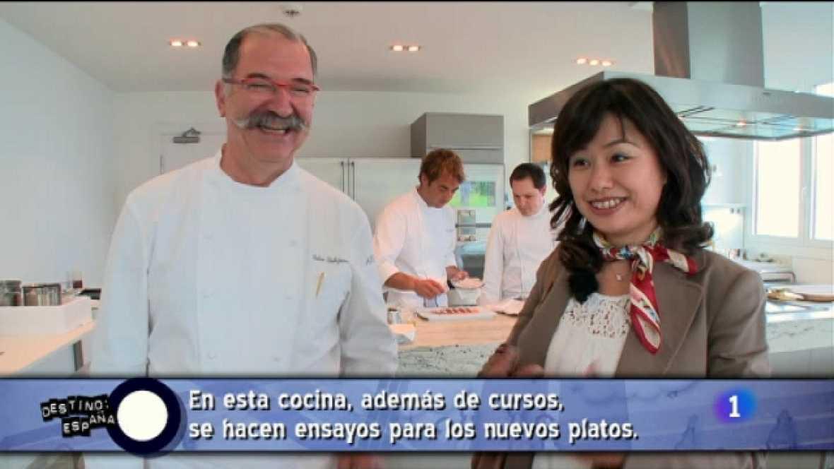 Destino: España - Euskadi IV - Ver ahora
