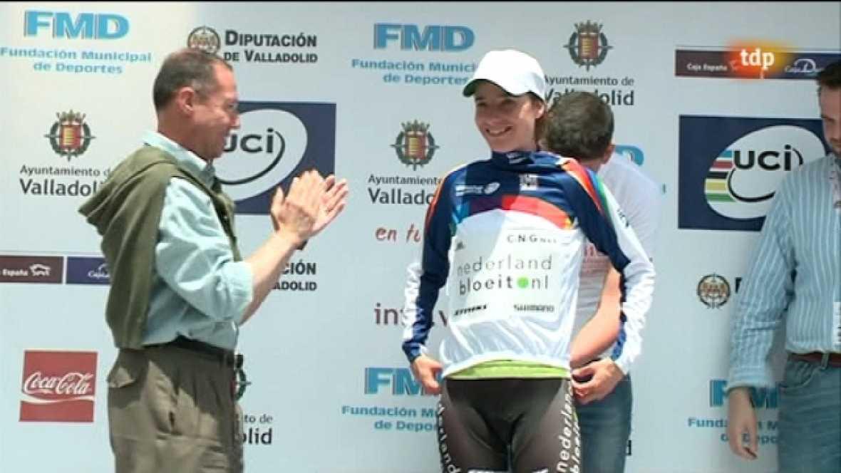 Ciclismo - Gran Premio Ciudad de Valladolid Copa del Mundo femenina - 09/06/11 - Ver ahora