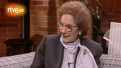 Entrevista a Pepita Embil en 1988