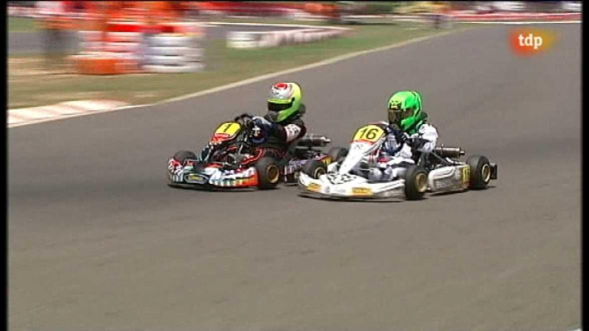 Campeonato de España de Karting. 2ª prueba: Cartaya (Huelva) - Ver ahora