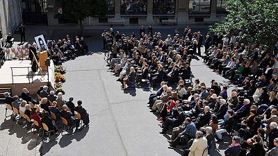 Jorge Semprún ha sido enterrado hoy en Francia