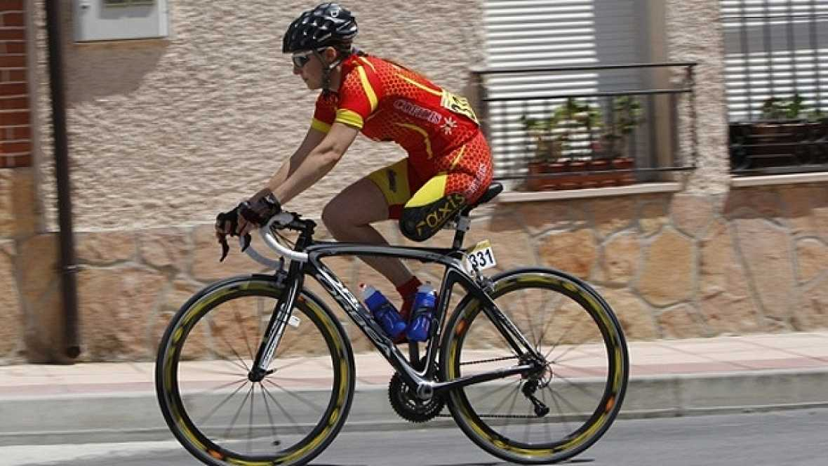 Día importante para el ciclismo paralímpico disciplina en la que España tiene muchos y muy buenos corredores. Hoy lo hemos vuelto a comprobar en Segovia donde se ha disputado una de las pruebas clasificatorias para Londres 2012 cuando quedan  444 día