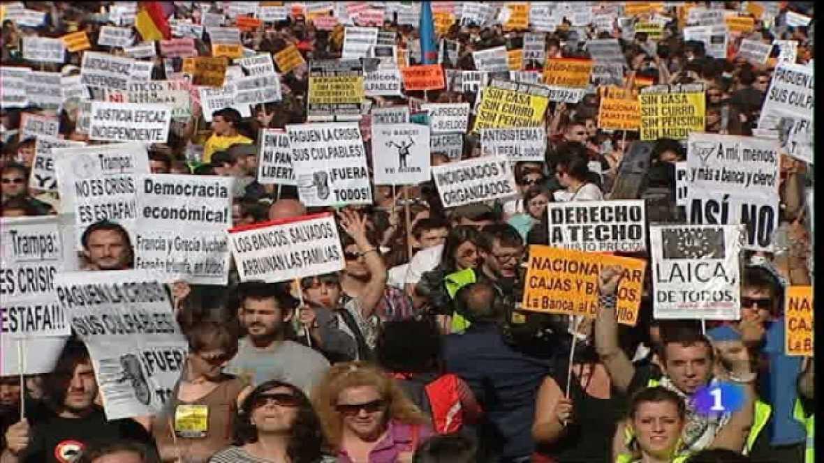 Telediario - 21 horas - 12/06/11 - Ver ahora