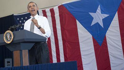 Obama se compromete a apoyar la decisión de los puertorriqueños sobre su independencia