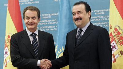 Las principales empresas españolas buscan negocio en Kazajistán