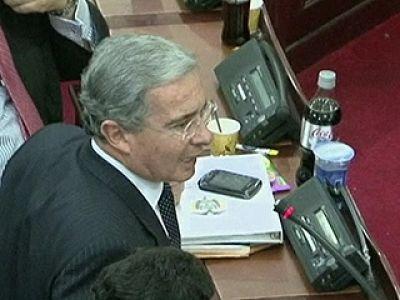 Álvaro Uribe, no tendrá que declarar por el caso del espionaje telefónico
