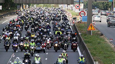 En lo que va de año han muerto 106 motoristas, un 22% más que en 2010