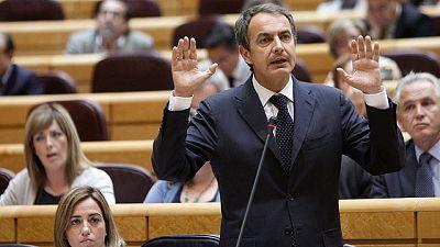 Zapatero afirma que hay razones de interés general para concluir la legislatura