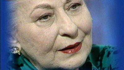 Homenaje a Violeta Friedman en 'Tiempo de creer' (2001)