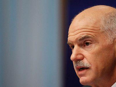 El primer ministro griego cifra en 110.000 millones el segundo rescate a su país