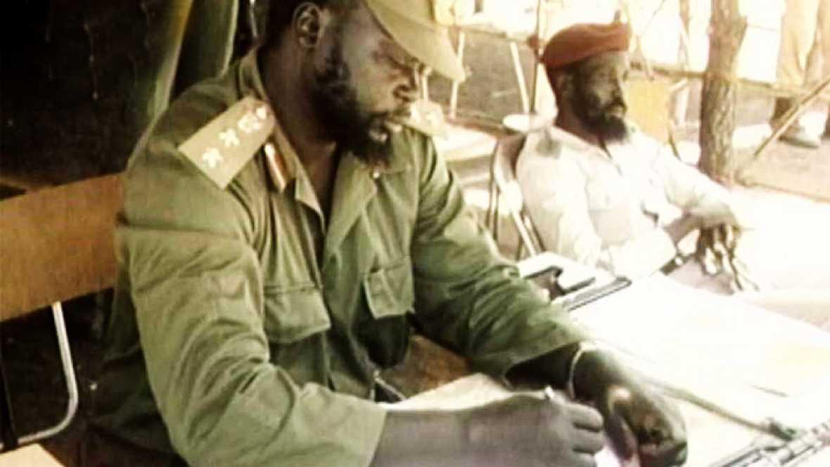 En Portada - Sudán, siete días con la guerilla