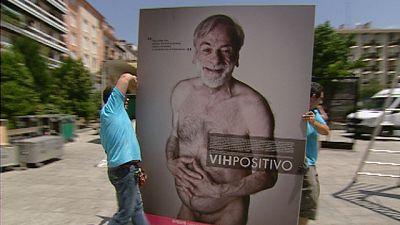 Hoy, día internacional del orgullo gay, el barrio de Chueca se prepara para celebrar su fiesta grande