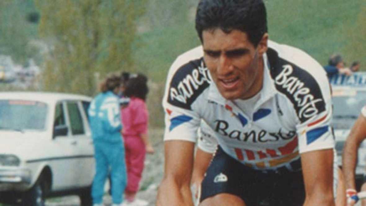 Indurain gana en Luz Ardiden, 1990