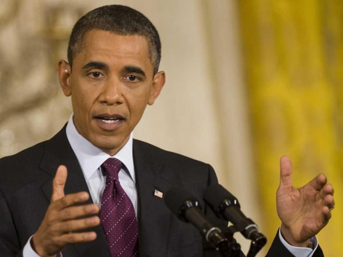 Obama propone aumentar los impuestos a los más ricos para luchar contra el déficit