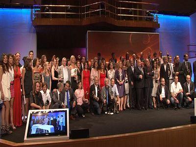 TVE arrasa en los Premios ATV