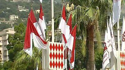 Mónaco despierta preparado para la boda religiosa