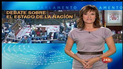 Parlamento - Debate Estado de la nación - 03/07/11 - Escuchar ahora