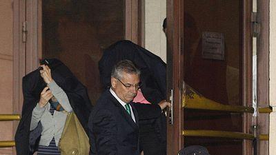 El juez Pablo Ruz ha enviado a prisión eludible bajo fianza a José Neri.