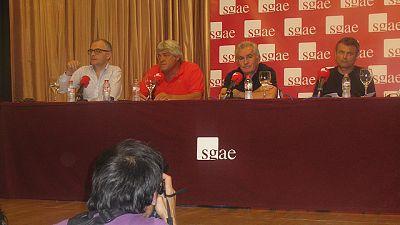 La SGAE aparta a su la Junta Directiva y crea una comisión gestora