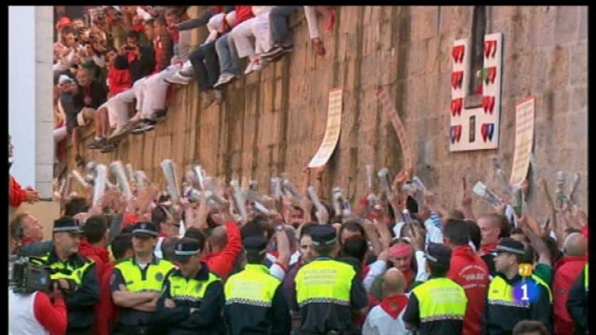 Encierros de San Fermín 2011 - 08/07/11 - Ver ahora