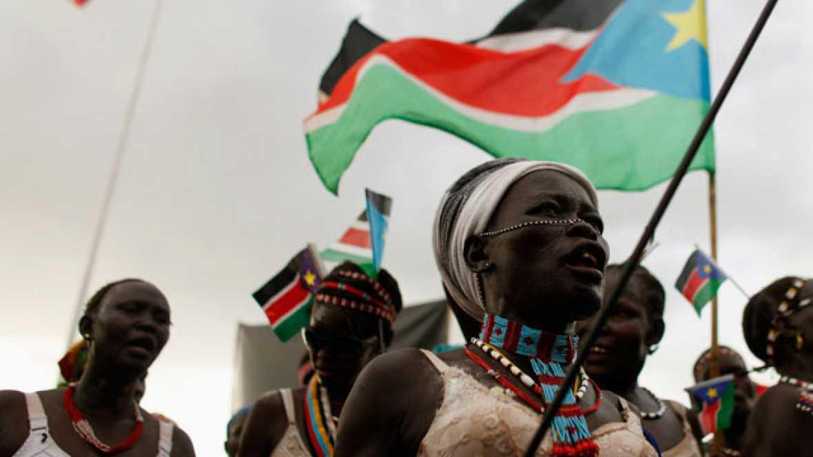 Sudán del Sur ha proclamado su independencia de Sudán