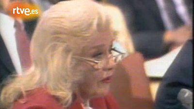 De película - La actriz Ginger Rogers se opone a la coloración de películas