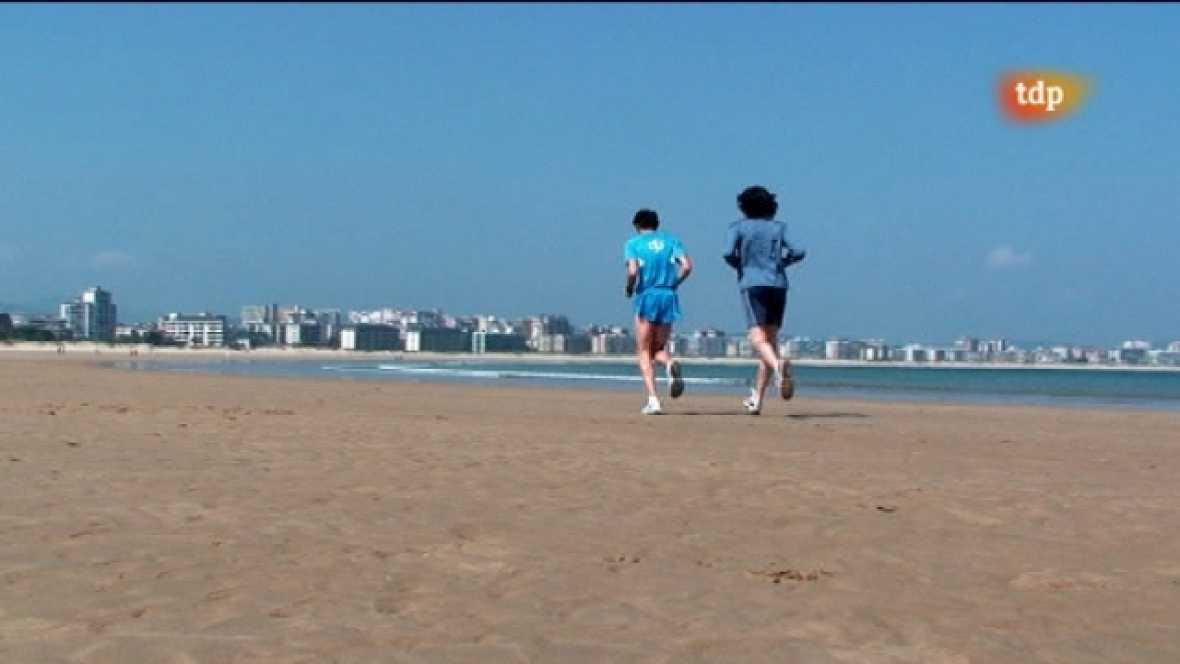 Atletismo - ¡Corre! - Capítulo 12 - 11/07/11 - Ver ahora
