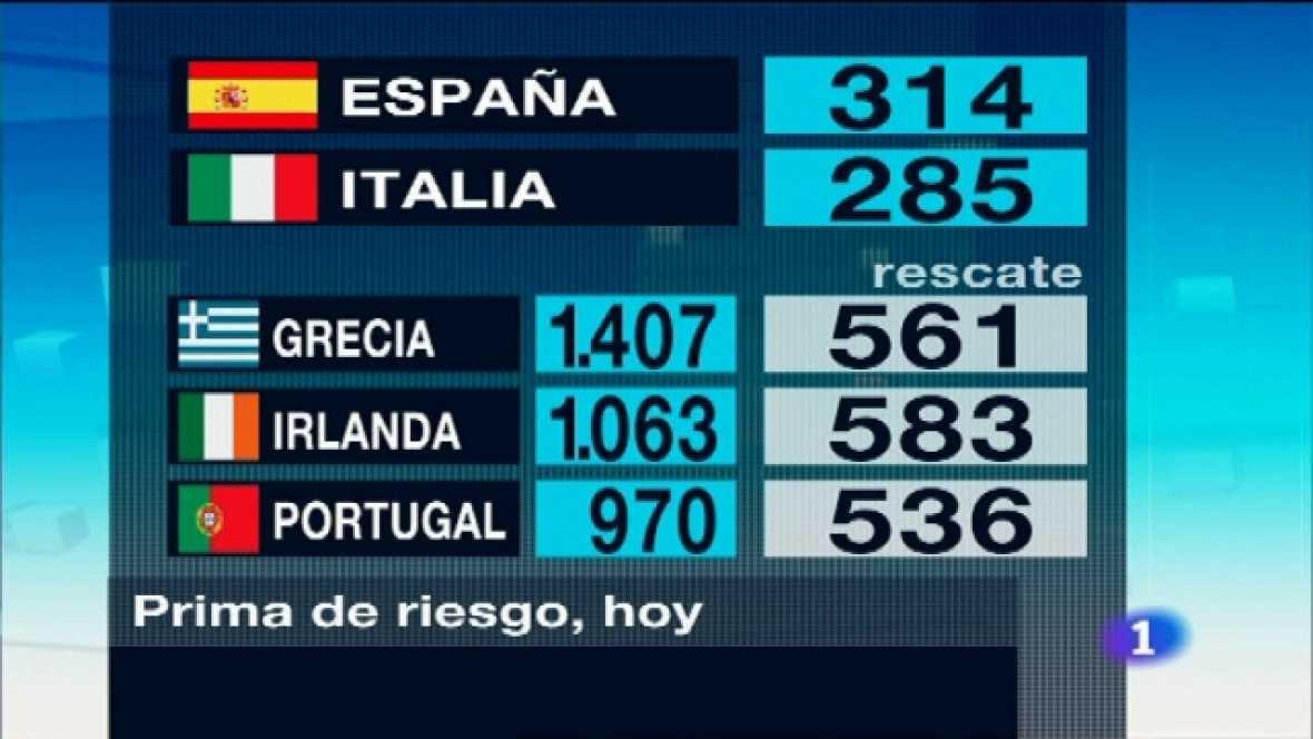 Telediario - 21 horas - 12/07/11 - Ver ahora