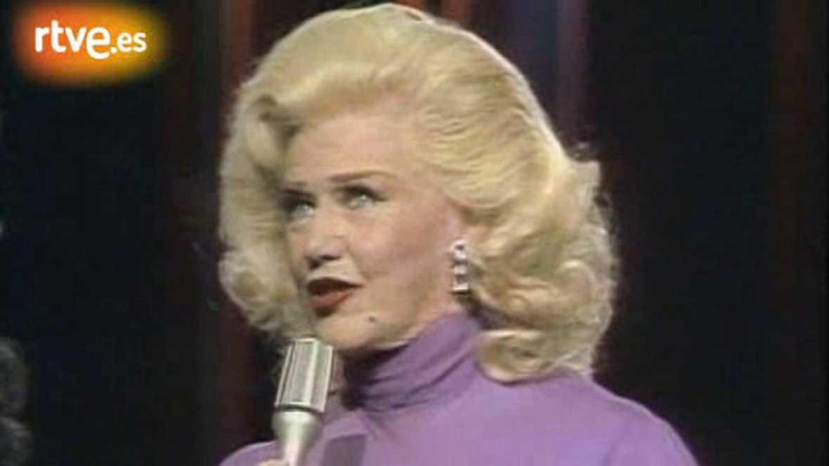 Entrevista a Ginger Rogers en el programa 'Horas doradas'
