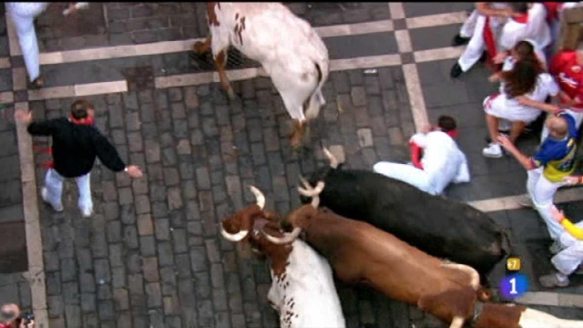 Encierros San Fermín - 14/07/11 - Ver ahora