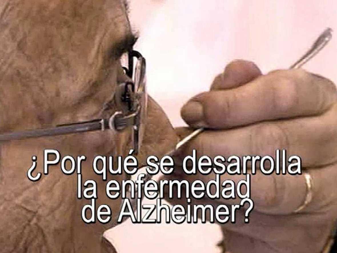 Por qué se desarrolla el Alzheimer.