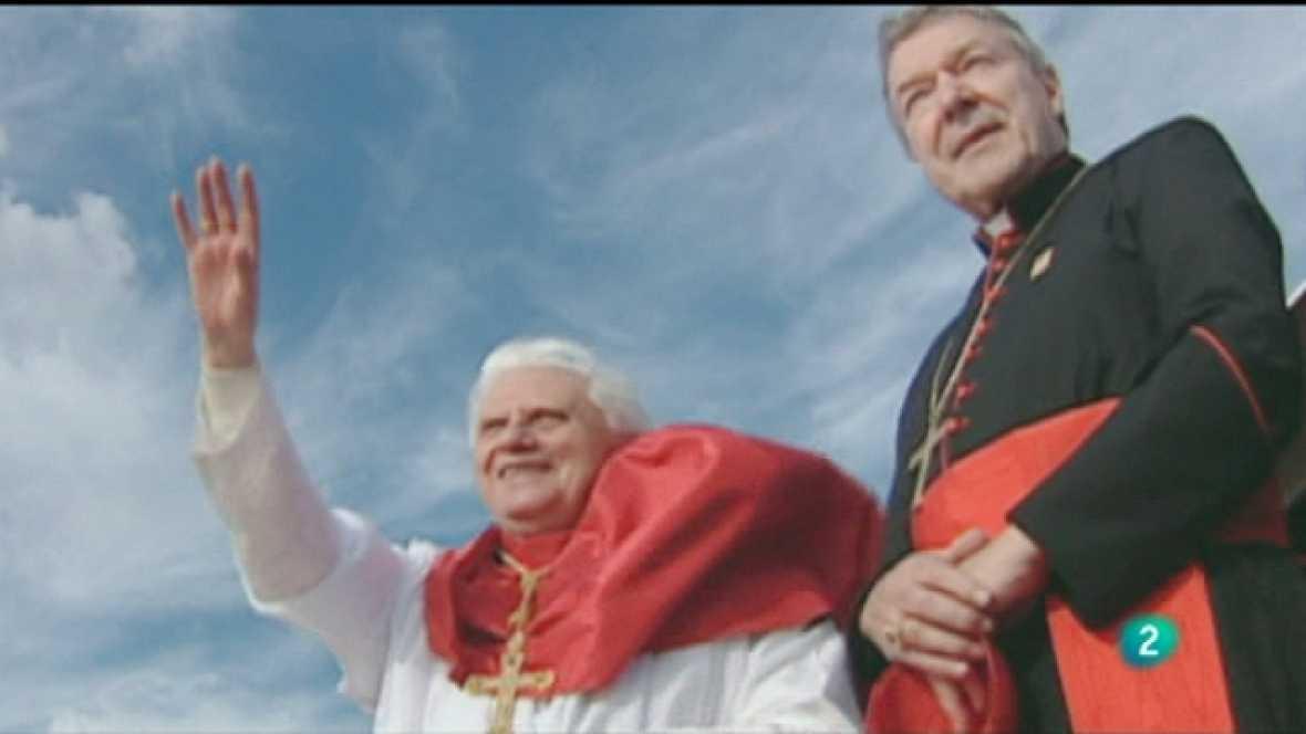 Pueblo de Dios - JMJ 2011 - Ver ahora