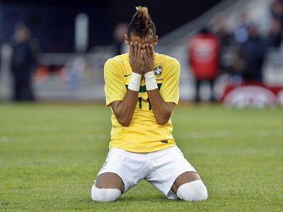 Brasil dice adiós a la Copa América