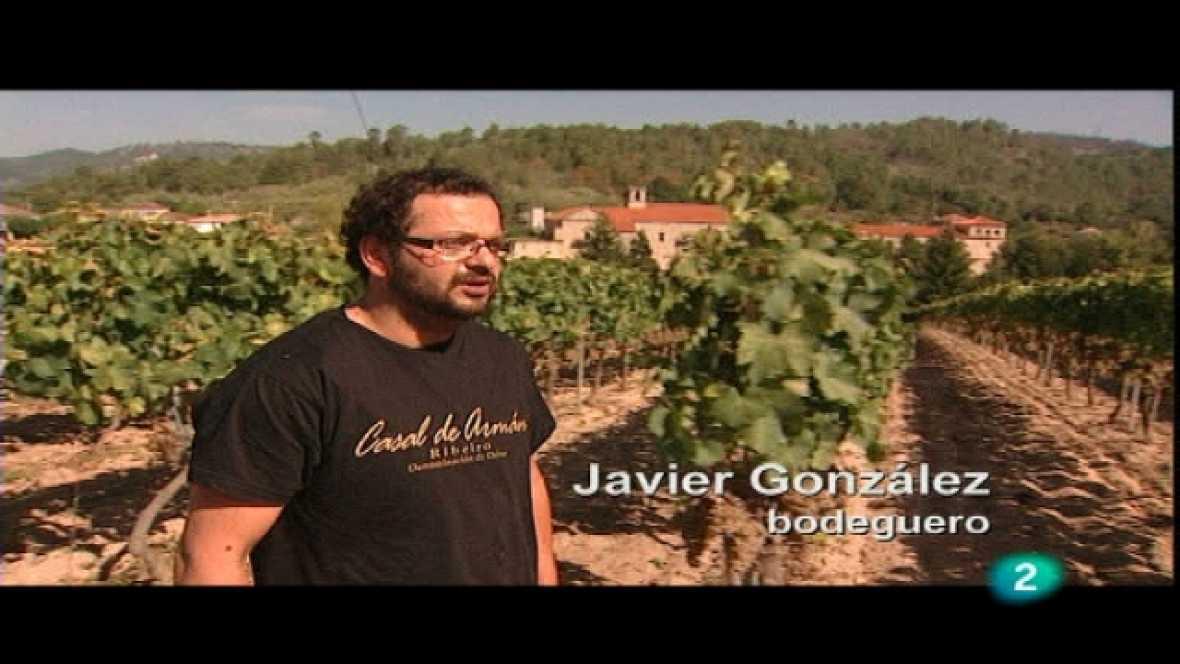 Recorrido turístico gastronómico por la provincia de Ourense.