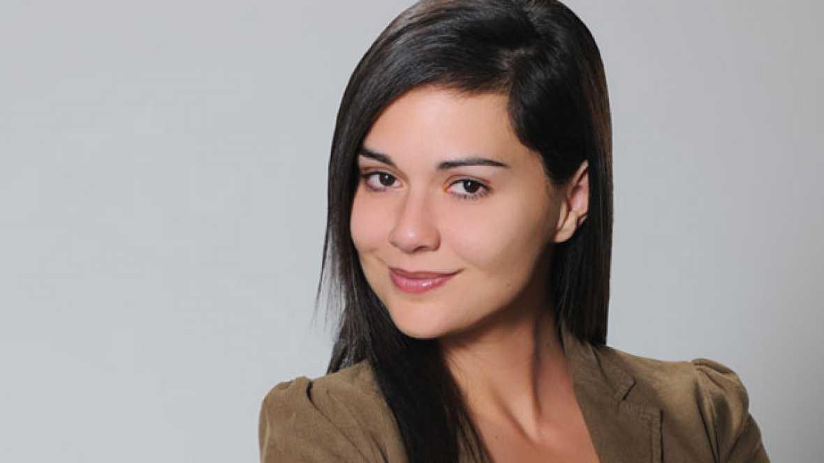 Amar de nuevo - Patricia Garza es la actriz que interpreta a Verónica