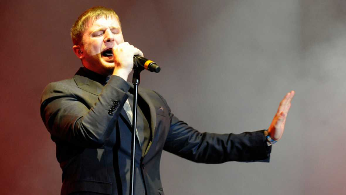 Con su mezcla de pop y rap, los británicos Plan B fueron uno de los primeros grupos en pasar por el escenario Maravillas en la jornada inaugural del Festival de Benicassim (14/07/11).