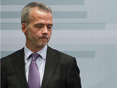 """El ministro de Interior, Antonio Camacho, aseguró hoy que hay """"muy pocas similitudes"""" entre el """"caso Faisán"""" y el """"caso Gürtel"""""""