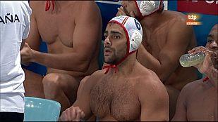 Waterpolo - Campeonato del mundo Masculino Octavos de final España - Australia desde Shanghai (China) - 24/07/11